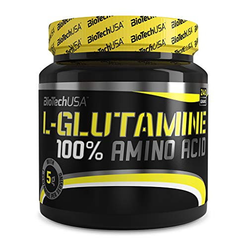 Biotech USA 12013020000 100% L-Glutamine Acide...