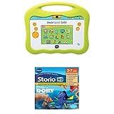 Vtech - Lot d'une tablette Storio Max Baby 5 pouces + 1 Jeu Storio HD Le Monde de Dory