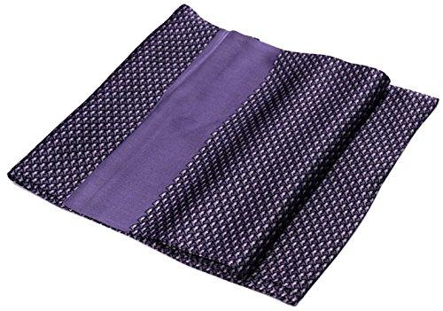 Bees Knees Fashion - Sciarpa - Lunga Sciarpa Di Seta Pura Crema Grigio Acciaio Delfino Stampato Doppio Strato