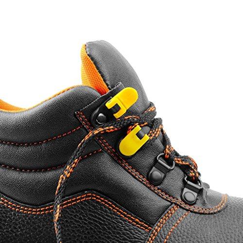 socim–Chaussure de sécurité New Atlas haute, 60055, DPI 2à catégorie S1P SRC