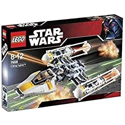 LEGO - Star Wars - jeu de construction - Y-Wing Fighter