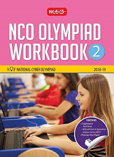 National Cyber Olympiad Work Book (NCO) - Class 2 for 2018-19
