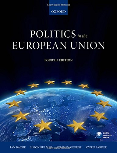 Politics in the European Union por Ian Bache