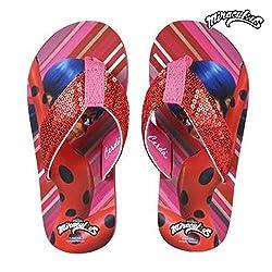 Ladybug Chancla Poli ster...