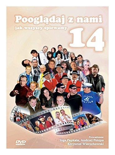 Poogladaj z nami jak wszyscy spiewamy 14 [DVD] [DVD] [Region 2]