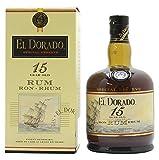 El Dorado 15 A. Rum, Cl 70 Ast.