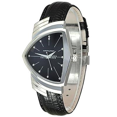 Hamilton Hamilton Ventura Black Dial Mens Clock H24411732