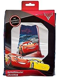 Preisvergleich für Undercover Sportbeutel | Disney Cars | 40 x 32 cm | Turnbeutel | Kinder Schuhbeutel