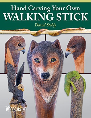 Hand Carving Your Own Walking Stick: An Art Form Stick Form