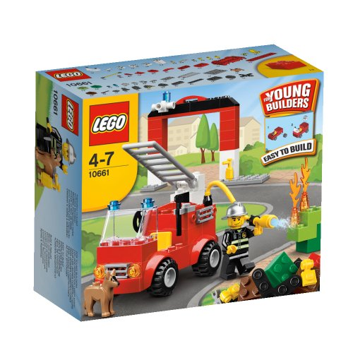 LEGO-Bricks-More-10661-My-First-Fire-Station