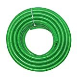 #8: TechnoCrafts PVC Braided Water Pipe for Gardening Sets 15 Meter (50 Feet) 1/2