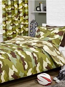 Ejército de camuflaje reversible individual