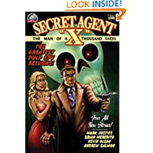 "Secret Agent ""X""  Volume 1"