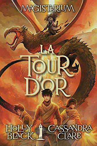 Magisterium: N? 5 - La Tour d'Or