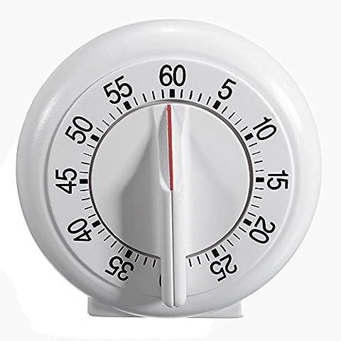 Bluelover 60 Minutes Mechanischen Küche Kochen Timer Zähler