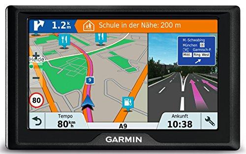 Garmin Drive 51 LMT-S - GPS Auto - 5 pouces - Cartes Europe 46 pays - Cartes, Trafic, Zones de Danger gratuits à vie