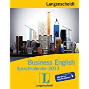 Langenscheidt Sprachkalender 2013 Business English - Abreißkalender