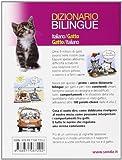 Image de Dizionario bilingue italiano-gatto, gatto-italiano. 180 parole per imparare a parlare gatto correntemente