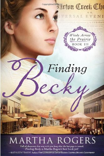Finding Becky (Winds Across the Prairie, #3)