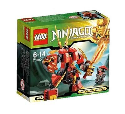 LEGO Ninjago - El robot del fuego de Kai (70500) de LEGO