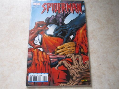 SPIDER MAN N°75 la grande évasion (1) avril 2006