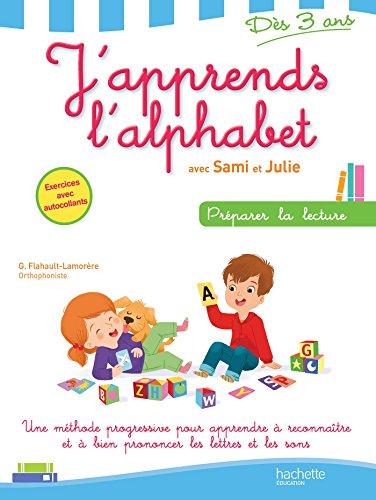 J'apprends l'alphabet avec Sami et Julie par Geneviève Flahault-Lamorère
