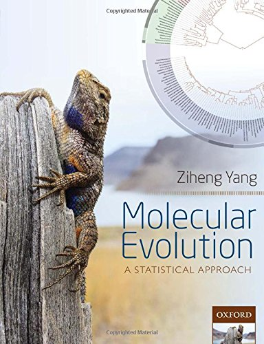 Molecular Evolution: A Statistical Approach por Ziheng Yang