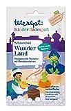tetesept Kinder Badespaß Schaumbad Wunder Land, 15er Pack (15 x 40 ml)