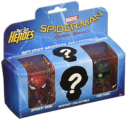 Funko Pinta tamaño Hero: Spider-Man 3Pack Set 2de...