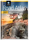 "Front cover for the book ""Road Atlas - United States, Canada, Mexico"" by Rand McNally"