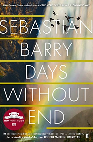 Days Without End por Sebastian Barry