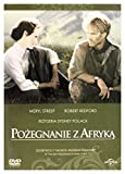 Out of Africa [DVD] [Region 2] (English audio. English subtitles) by Meryl Streep