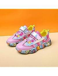 Aegilmc Bambini a Piedi Scarpe Bambino Ragazze Sneakers Arcobaleno e3b95eb43d3a