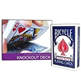 The Bicycle Knockout Deck from Magic Mak...