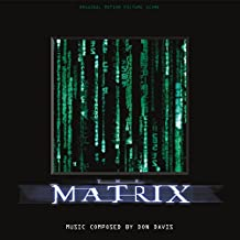 The Matrix (Red Pill/Blue Pill Vinyl) [Vinyl LP]