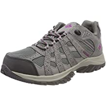 Columbia Canyon Point Waterproof, Zapatillas de Senderismo, Impermeable para Mujer