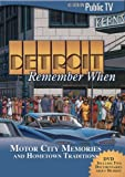 Detroit Remember When 1 & 2 [Import USA Zone 1]