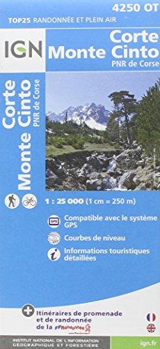4250OT CORTE/MONTE CINTO par COLLECTIF