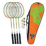 Talbot Torro Badminton-Set 4-ATTACKER