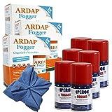 Lyra Pet 6 x 100 ml IPERON + 6 x 100 ml Ardap Fogger Vernebler+ Microfasertuch