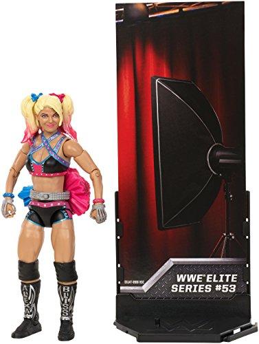 WWE- Figura Deluxe Alexa Bliss (Mattel DXJ47)