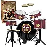 Claudio Reig - Gran batería Golden Drums (726)
