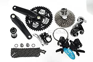 Shimano M430 Alivio Mountain Bike Groupset 9-speed 6pcs