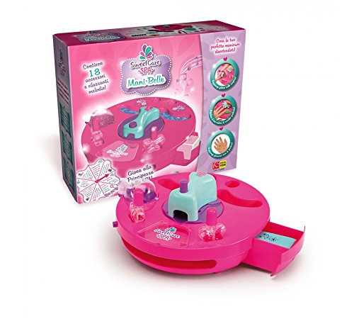 FESTA TOYS FAM006 - Set per Manicure Sweet Care Spa Mani Belle
