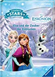 Leselernstars Disney Die Eiskönigin: Elsa und der Zauber der Eisblumen: Für Leseanfänger