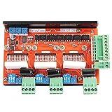 Schrittmotortreiber 3-Achsen-2-Phasen-4A-Schrittmotortreiber-Controller 128 Microstep LV8727...