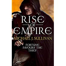 Rise Of Empire: The Riyria Revelations