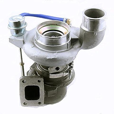 Gowe turbocompresseur pour Dodge RAM 2500/3500Cummins 6BT 5.9L Diesel i6hy35W T3Chargeur Turbo turbocompresseur 20032004200550062007Turbine logement