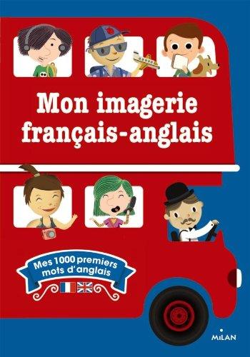 Mon imagerie français-anglais