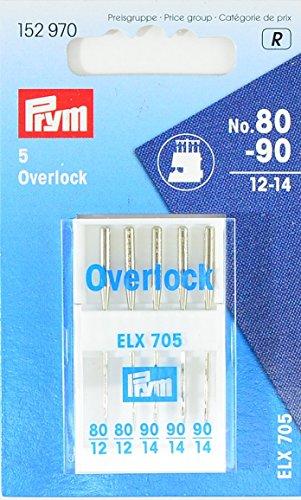 152970 - Nähmaschinennadeln Overlock 80-90